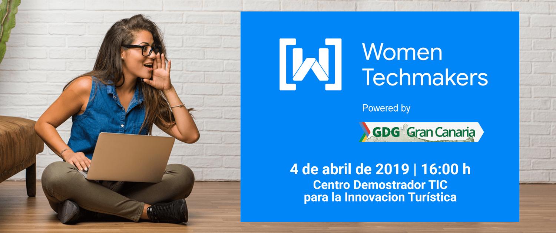 Women Techmakers Gran Canaria 2019
