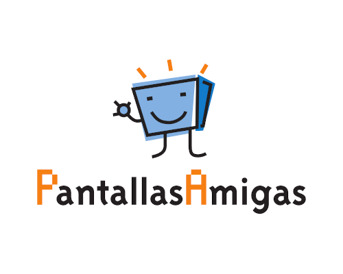 Logo de Pantallas Amigas