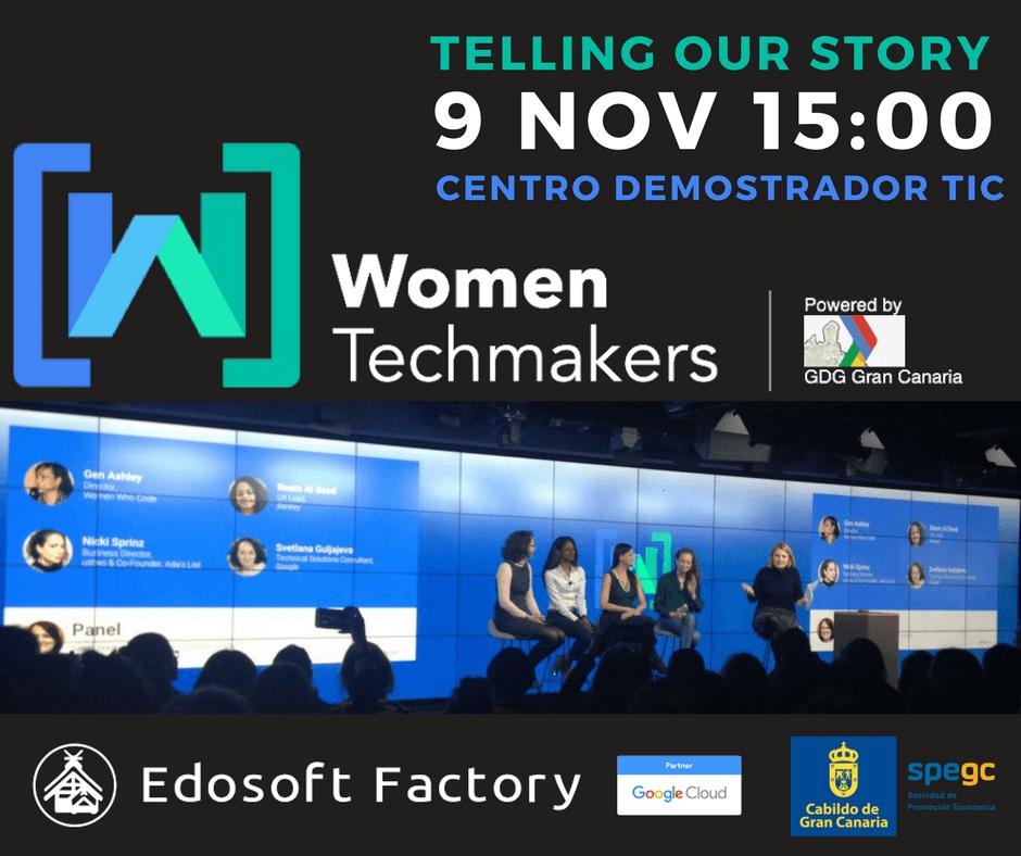 Women Techmakers Gran Canaria 2017